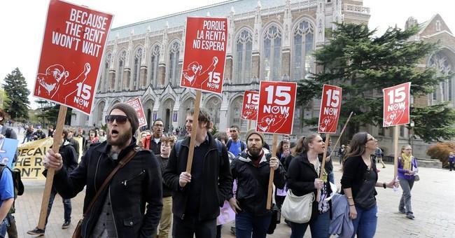 Correction: Seattle Minimum Wage story