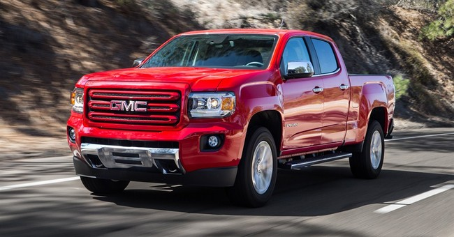 2015 GMC Canyon grows larger and better