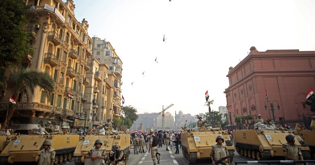 US military aid released to Egypt boosts leader's legitimacy