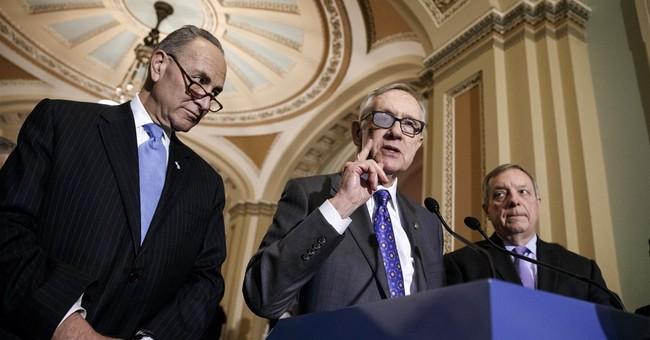 Sen. Harry Reid's exit sets off Senate leadership scramble