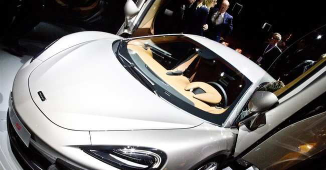 Hot cars at the New York International Auto Show