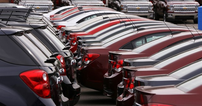 US car buyers tap the brakes in March, following torrid run