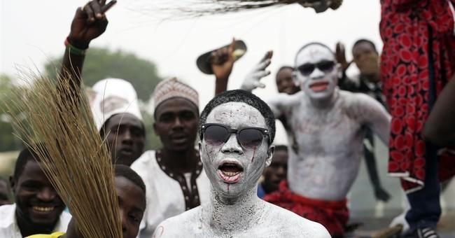 As Nigeria celebrates Buhari's stunning win, challenges loom