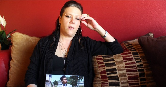 Mom of biracial man killed by officer trusts prosecutor