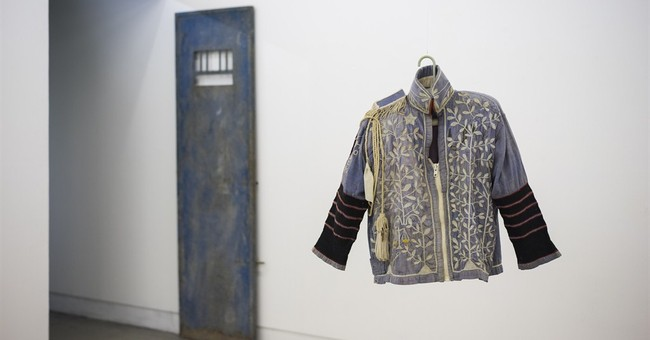 Exhibit in ex-psychiatric ward celebrates Brazilian artist