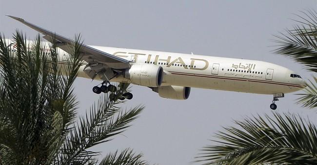 Emirates, Etihad planes involved in air traffic scare
