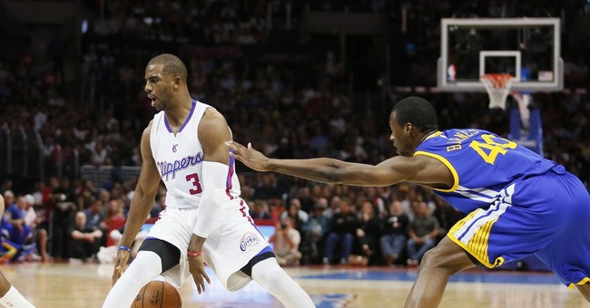 Curry and Thompson help Warriors beat Clippers 110-106