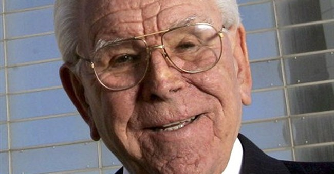 Crystal Cathedral megachurch founder Robert Schuller ailing