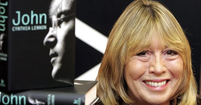 Cynthia Lennon, first wife of John Lennon, dies of cancer
