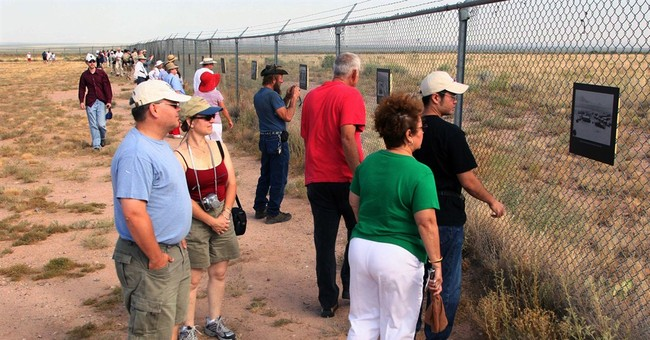 Trinity Test site opening to face protest from residents