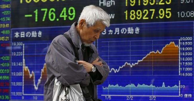Upbeat European data prompts stock market turnaround