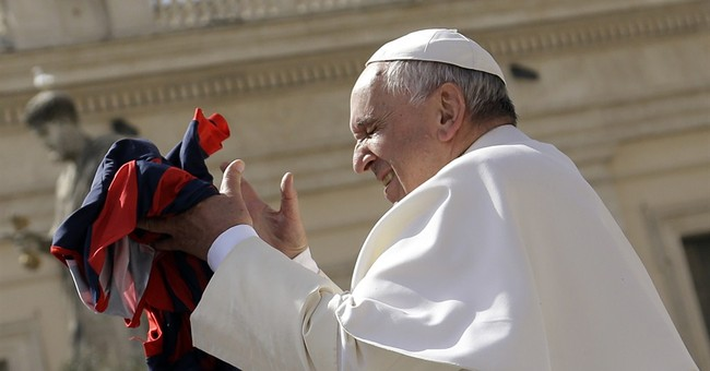 Francis recalls John Paul II's suffering decade after death