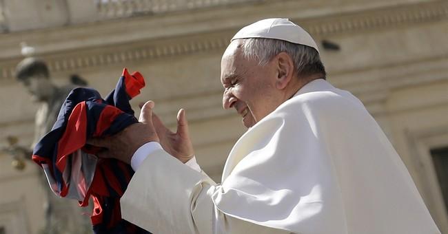 Francis recalls John Paul II's suffering decade after death