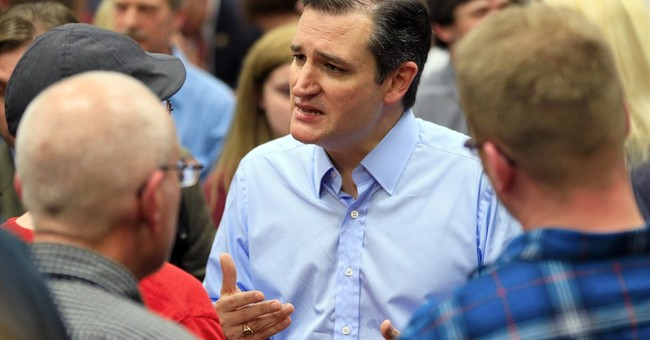 GOP's Ted Cruz calls religious liberty a defining issue