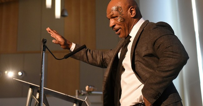 Mike Tyson says more must be done for prisoner re-entry