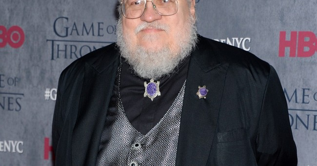 """""""Game of Thrones"""" author releases chapter from next book"""