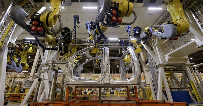 US factory orders rose in February for first time since July