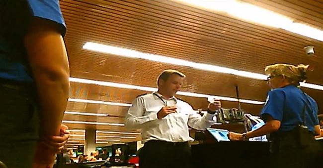 Man wearing pilot uniform to cut airport line gets probation