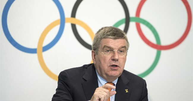 IOC releases compensation figures for Bach and members