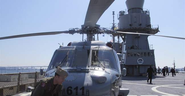 US hopes Japan navy will be more active in Pacific