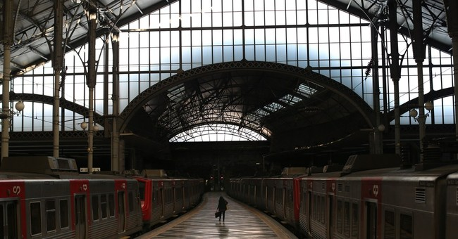 Portugal faces 4 days of train misery as strike starts