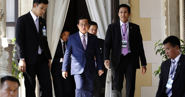 Thailand junta replaces martial law with absolute power