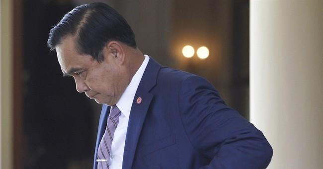 UN rights chief slams Thai junta's use of repressive law