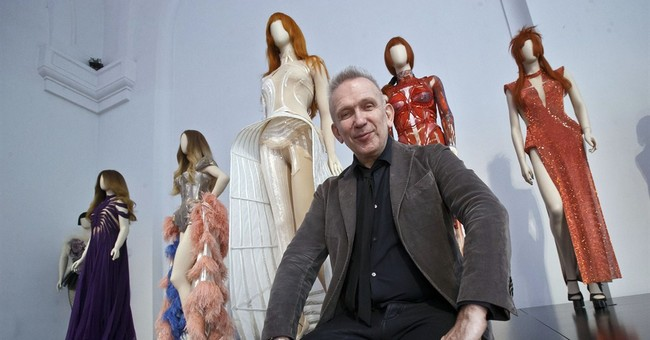 """AP Interview: Gaultier on Madonna and saying """"au revoir"""""""
