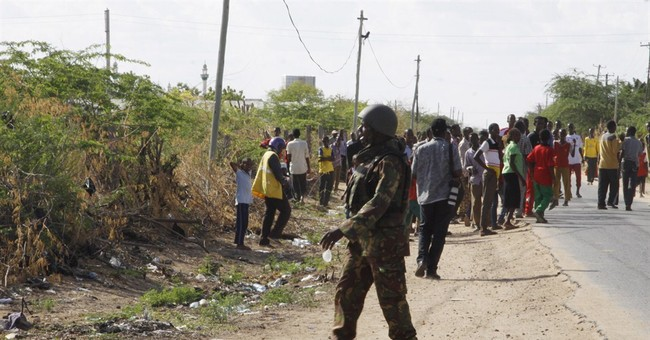 Al-Shabab militants kill 147 at university in Kenya