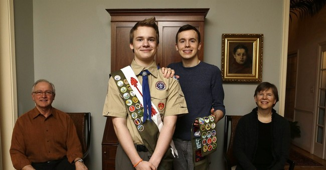 NY Boy Scouts hire gay Eagle Scout despite national policy