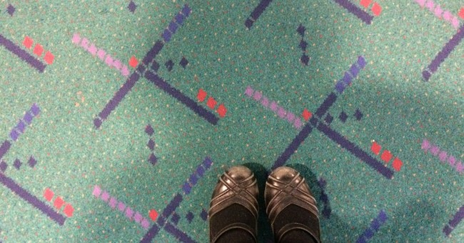 Fervor over Portland, Oregon, airport carpet spurs new life