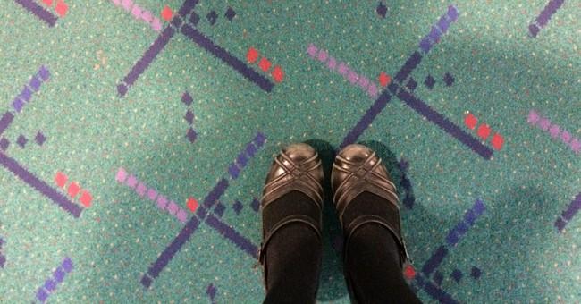 Fervor over Portland airport carpet generates a second life