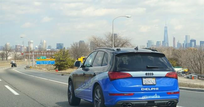 Autonomous car completes 3,400-mile US road trip