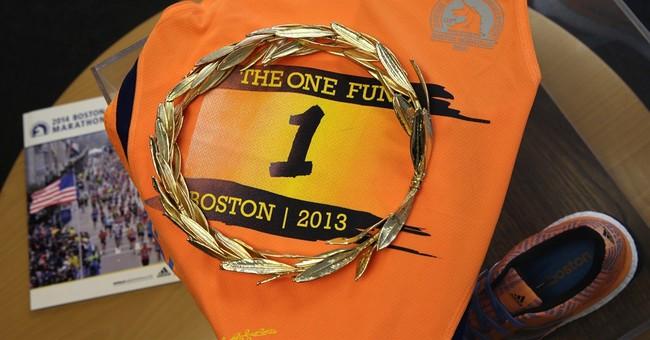 Boston Marathon opens new 'front door' on Boylston Street