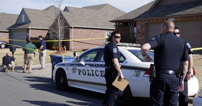 Tulsa police say man killed his wife, 2 sons, then himself