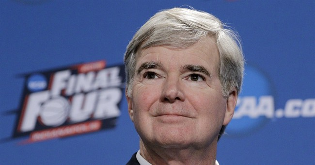 Emmert's stance puts the NCAA on offense for a change