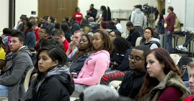 Recent racial incidents at colleges and universities