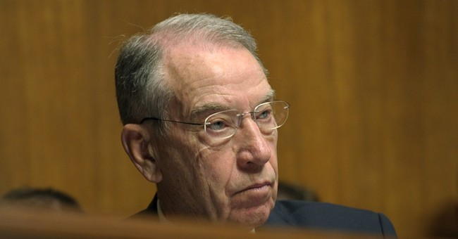 Iowa Sen. Chuck Grassley ready to run again at age 81