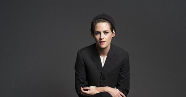 With a wink to 'Twilight,' Kristen Stewart speeds forward