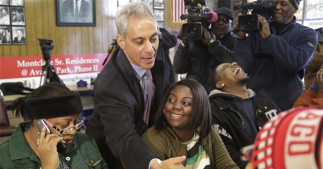 Emanuel trying to avoid second embarrassment in Chicago race