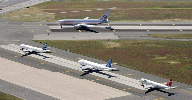 With runway under repair, skies above NYC could get crowded