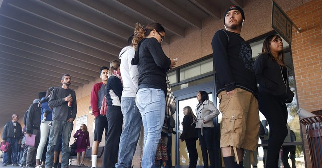 Low turnout for DREAMers driver's licenses in Arizona