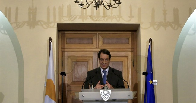 Cyprus president: all capital controls gone next week