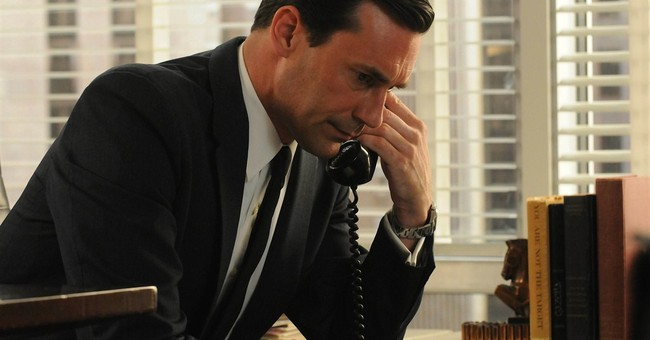 How previous seasons of 'Mad Men' ended
