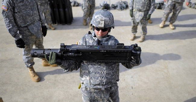 AP: US special ops forces skeptical women can do their job