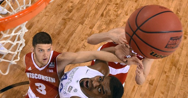 One and Done: Wisconsin ends Kentucky's undefeated run