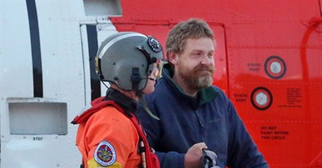 Man reported missing at sea for 66 days found in good health