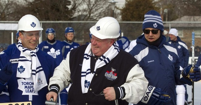 Canada's Hockey Hall of Fame names Rob Ford board member