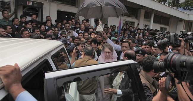 Ex-Premier Zia avoids arrest as Bangladesh court grants bail