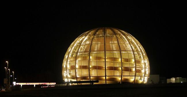 Giant atom smasher starts up after 2-year shutdown